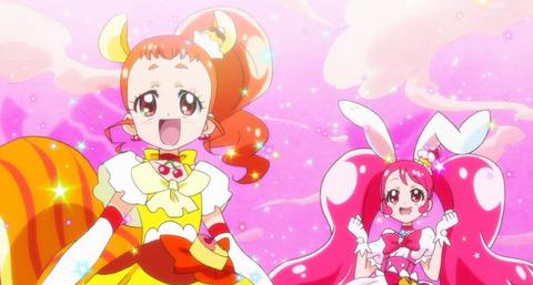 《キラキラ☆プリキュアアラモード》2話感想・画像 キュアカスタード可愛い!なんて可愛い生き物なんだ