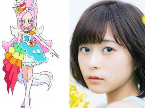 《キラキラ☆プリキュアアラモード》新プリキュア「キュアパルフェ」を声優・水瀬いのりが演じるらしいぞ