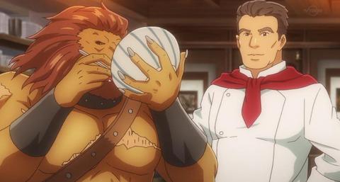 《異世界食堂》5話感想・画像 どんなアニメでもカツ丼はやはり超絶食欲を刺激するな