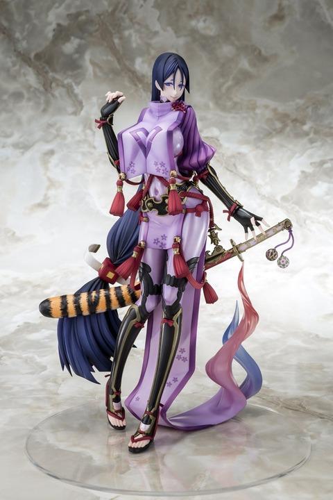 《Fate/GO》フィギュア「バーサーカー 源 頼光 1/7スケール」予約開始!作画のイメージを忠実に再現