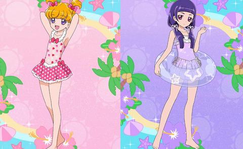 《魔法使いプリキュア!》みらいちゃんもリコちゃんも中学生だよね・・・