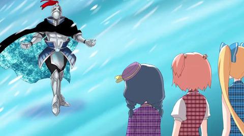《魔法少女?なりあ☆がーるず》11話感想・画像 今回のゲスト声優は保志総一朗さんだったな!ペルソナ5の宣伝ご苦労さまです