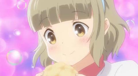 《パンでPeace!》6話感想・画像 ジョギングの合間にメロンパンってダイエットの意味www