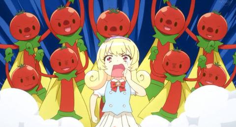 《ミュークルドリーミー》17話感想・画像 プチトマトマン襲来!ゆめちゃんのプチトマト嫌いがここまでひどいとはwwwwwww