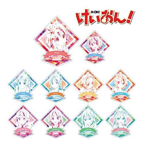 「けいおん! トレーディングアクリルスタンド vol.2 BOX」予約開始!8月25日発売!!!
