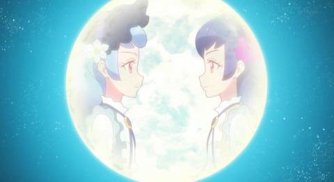 《アイカツフレンズ》22話感想・画像 白百合姉妹回!2人で満月、リフレクトムーン