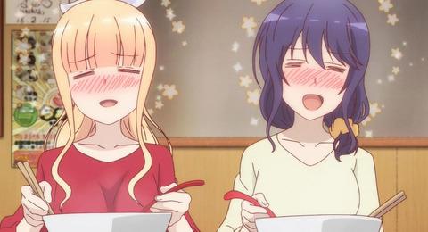 《ラーメン大好き小泉さん》11話感想・画像 いざ大阪へ!悠ちゃんの従姉の絢音さん登場