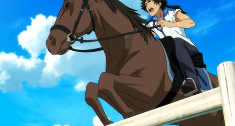 《クロムクロ》8話感想・画像 剣ちゃん本物の馬にも乗れるのか!さすが武士