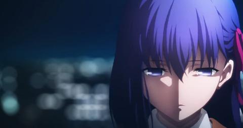 劇場版《Fate/stay night[Heaven's Feel]》第一章の予告PVが公開されたぞ