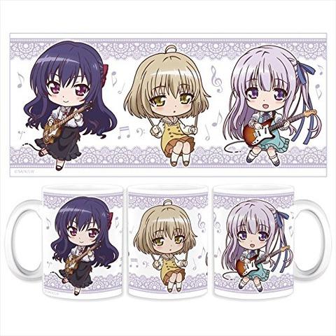 「天使の3P! マグカップ」予約開始!9月29日発売