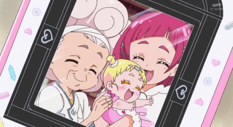 《HUGっと!プリキュア》29話感想・画像 はなちゃんたちがおばあちゃんが勤める和菓子屋に遊びに来ました
