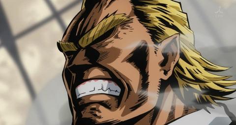 《僕のヒーローアカデミア》11話感想・画像 相澤先生めちゃくちゃかっこいい!そしてオールマイトの安心感