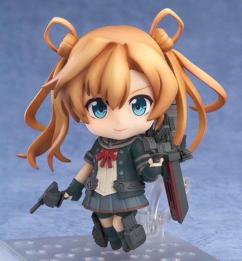 《艦これ》ねんどろいど「阿武隈改二」予約開始!砲撃&魚雷発射エフェクトに加えて、横滑りをイメージした水切りエフェクトが付属