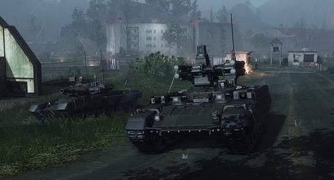 現代戦車での《ガルパン》っていいと思うんだけど