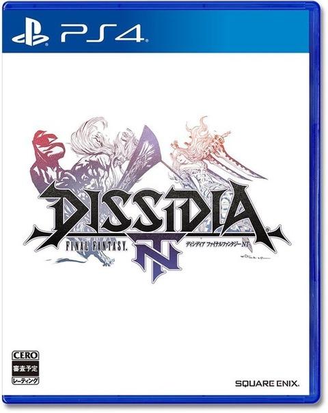 PS4版「ディシディア ファイナルファンタジー NT」予約開始!1月11日発売