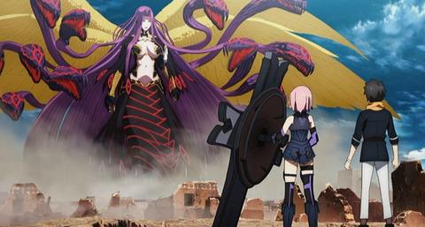 《Fate/Grand Order -絶対魔獣戦線バビロニア-》7話感想・画像 圧倒的な絶望感