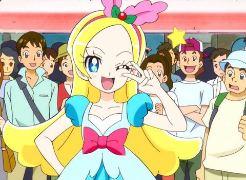 《キラキラ☆プリキュアアラモード》最新話でレジーナみたいな子出てきたなwwwwww