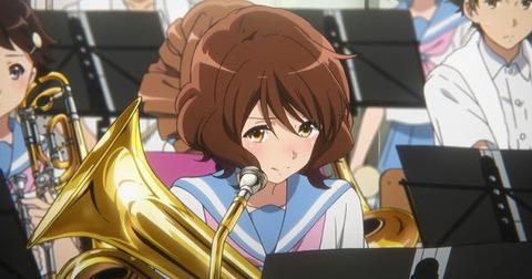 《響け!ユーフォニアム2》8話感想・画像 久美子の受難回!風邪を引いてしまうとは・・・