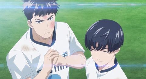 《潔癖男子!青山くん》12話(最終回)感想・画像 サッカーしたりしなかったりのアニメだったな
