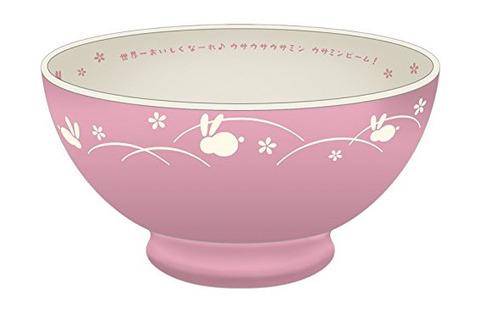 「アイドルマスター シンデレラガールズ ウサミン茶碗」予約開始!安部奈々が使っていたピンクのお椀が登場