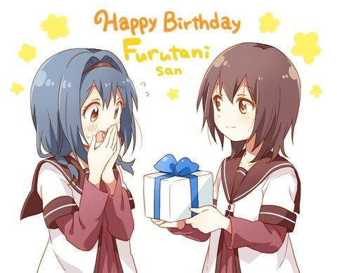 《ゆるゆり》なもり先生が描いた向日葵ちゃんの誕生日イラストが素敵過ぎる