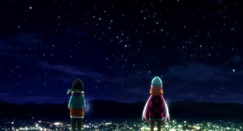 《ゆるキャン△》5話感想・画像 景色を通して繋がるの素晴らしい