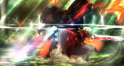 《Fate/EXTRA Last Encore》5話感想・画像 上に上がっても解決する気がしないけど上がるしかない