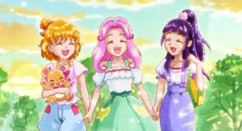 《魔法つかいプリキュア!》26話感想・画像 なんという良い家族なんだ!それにしてもヤモーさん・・・