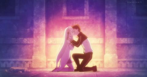 《Re:ゼロから始める異世界生活 2nd season(2期)》15話(40話)感想・画像 エミリアの瞳にやっと映ったスバル【リゼロ2期15話(40話)】