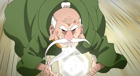 《BORUTO-ボルト-》71話感想・画像 オオノキじいさんやっぱ良い人だな