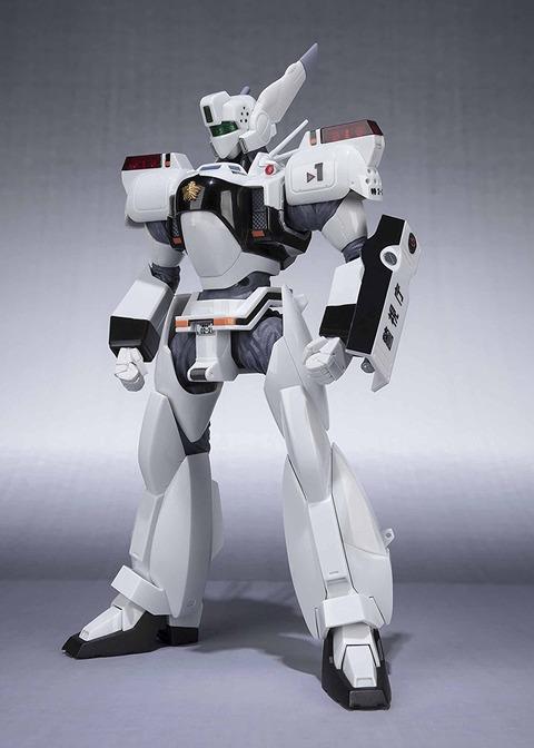 《機動警察パトレイバー》ROBOT魂「イングラム1号機&2号機パーツセット」予約開始!零式との戦いを再現する新規造形のブロークンパーツが付属
