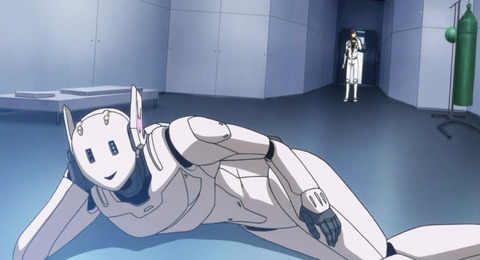 《宇宙戦艦ティラミス》8話感想・画像 一難去ってまた一難!腹黒ロボット現る