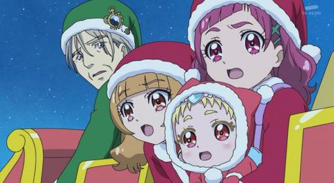 《HUGっと!プリキュア》45話感想・画像 クリスマス回で親子回でジェロス回と盛りだくさん