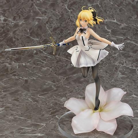 《Fate/GO》フィギュア「セイバー/アルトリア・ペンドラゴン〔リリィ〕」予約開始!騎士王アルトリアの若かりし頃の姿をモチーフに立体化