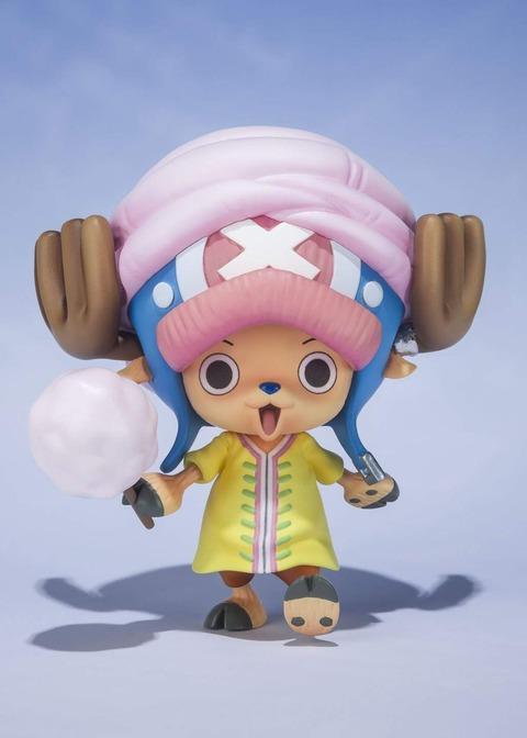 《ワンピース》フィギュアーツZERO「チョッパー-ホールケーキアイランドVer.-」予約開始!12月31日発売!!!