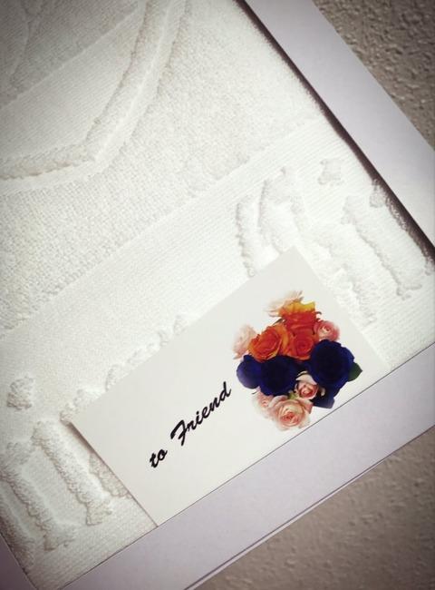 《ガルパン》みほの声優・渕上舞さんが「聖グロリアーナ女学院印バスタオル」をご紹介!!!