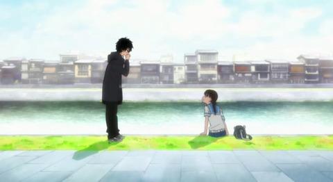 《3月のライオン 第2シリーズ(2期)》9話感想・画像 零くんかっこいいわ!ひなちゃんの無表情からの変わり方が素敵