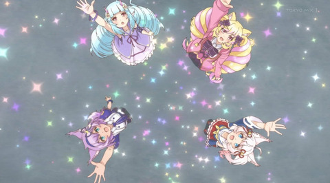 《SHOW BY ROCK!!ましゅまいれっしゅ!!》8話感想・画像 レッツ!フレッシュ!!ニューフェイス!!!【SB69A8話】