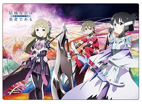 《結城友奈は勇者である 鷲尾須美の章》から「デスクマット」&「B2タペストリー」予約開始!!!