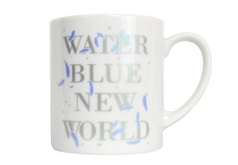 「ラブライブ! サンシャイン!! 偏光マグカップ WATER BLUE NEW WORLD」予約開始!光が当たると⾓度によって⾊が変化