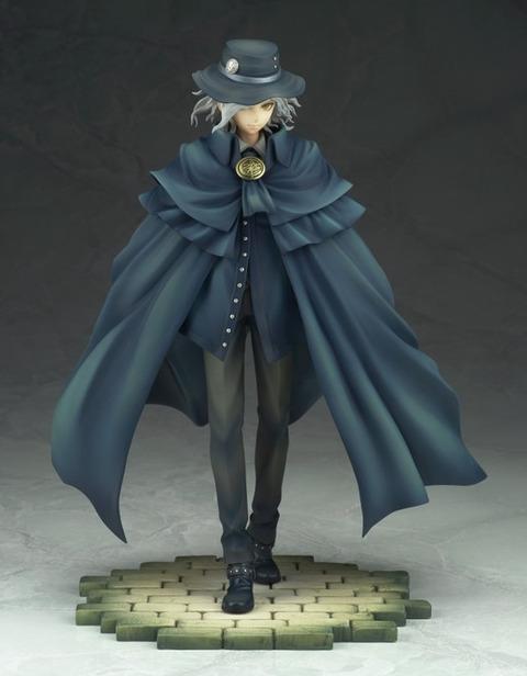 《Fate/GO》フィギュア「アヴェンジャー/巌窟王 エドモン・ダンテス」予約開始!鋭い眼光でこちらを見据える姿が彼らしい仕上がり