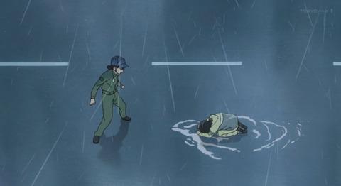 《ひそねとまそたん》11話感想・画像 ひそねの雨天スライディング土下座