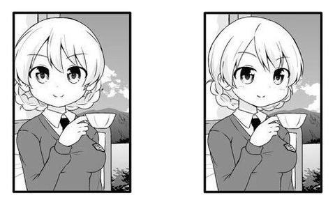 《ガルパン》ダージリンってほんと紅茶ばっか飲んでるよね