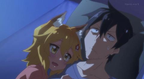 《世話やきキツネの仙狐さん》2話感想・画像 添い寝仙狐さん完全にママ