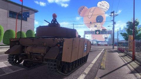 PS4「ガルパン」で巨大なボコと戦車で戦うミッションがあるらしいぞ