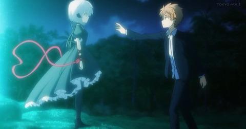 《Rewrite 2nd シーズン Moon編/Terra編》19話感想・画像 人は出会いや別れを経験して成長して行くんだよな