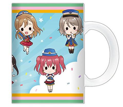 「ラブライブ!サンシャイン!! フルカラーマグカップ Part.3」予約開始!11月30日発売