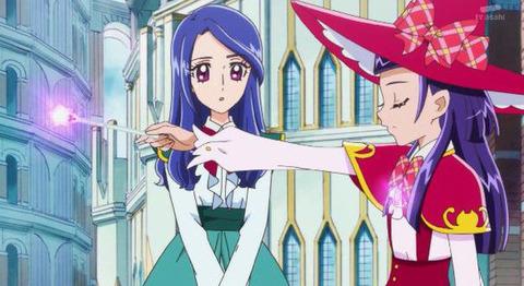 《魔法つかいプリキュア!》6話感想・画像 リコのお姉ちゃんリズ登場!良い姉妹だ