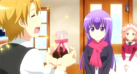《三者三葉》11話感想・画像 貰って嬉しい食べて美味しいバレンタイン!葉子様からのチョコいいな