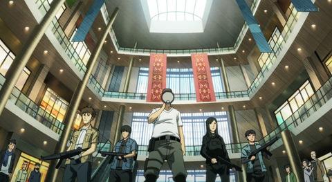 《警視庁 特務部 特殊凶悪犯対策室 第七課 -トクナナ-》5話感想・画像 ショッピングモールを襲ったテロリスト